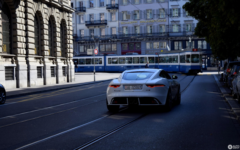 Jaguar F TYPE S Coupé Ritter Performance R 400 GTR Abstracta 5