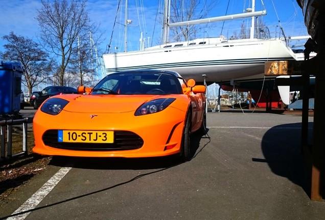 Tesla Motors Roadster Sport 2.5