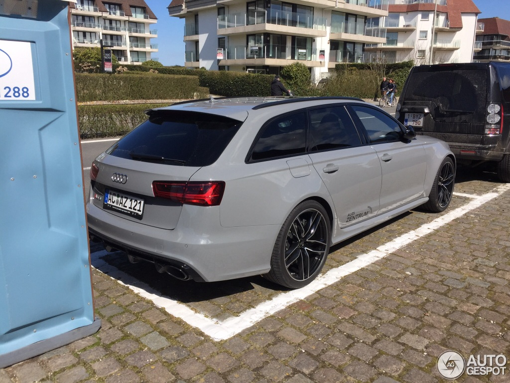 Audi Rs6 Avant C7 2015 6 April 2015 Autogespot