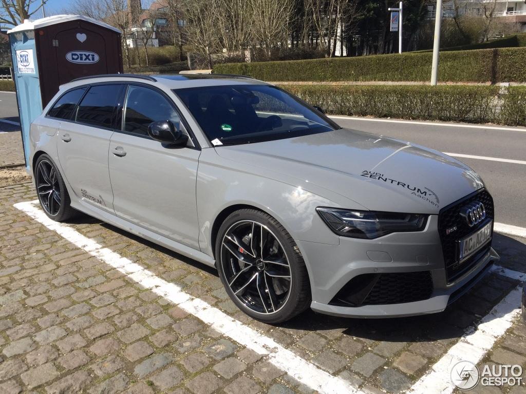 Audi RS6 Avant C7 2015 - 6 April 2015 - Autogespot