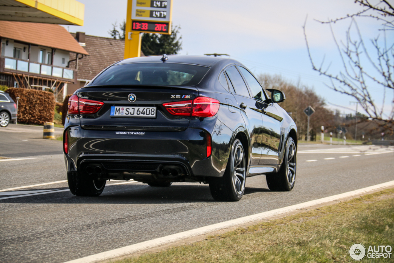 Bmw X6 M F86 7 Avril 2015 Autogespot