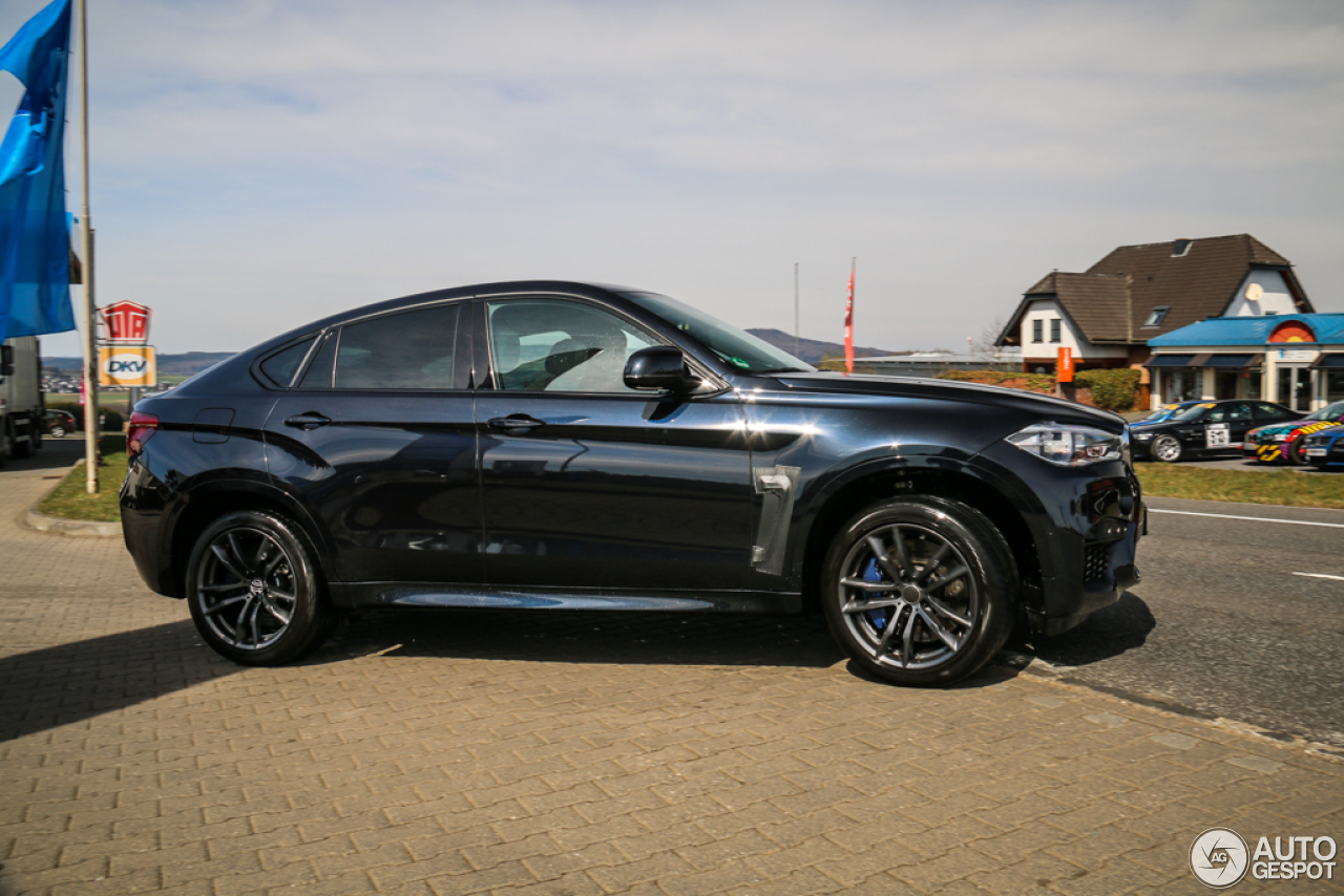 Bmw X6 M F86 7 April 2015 Autogespot