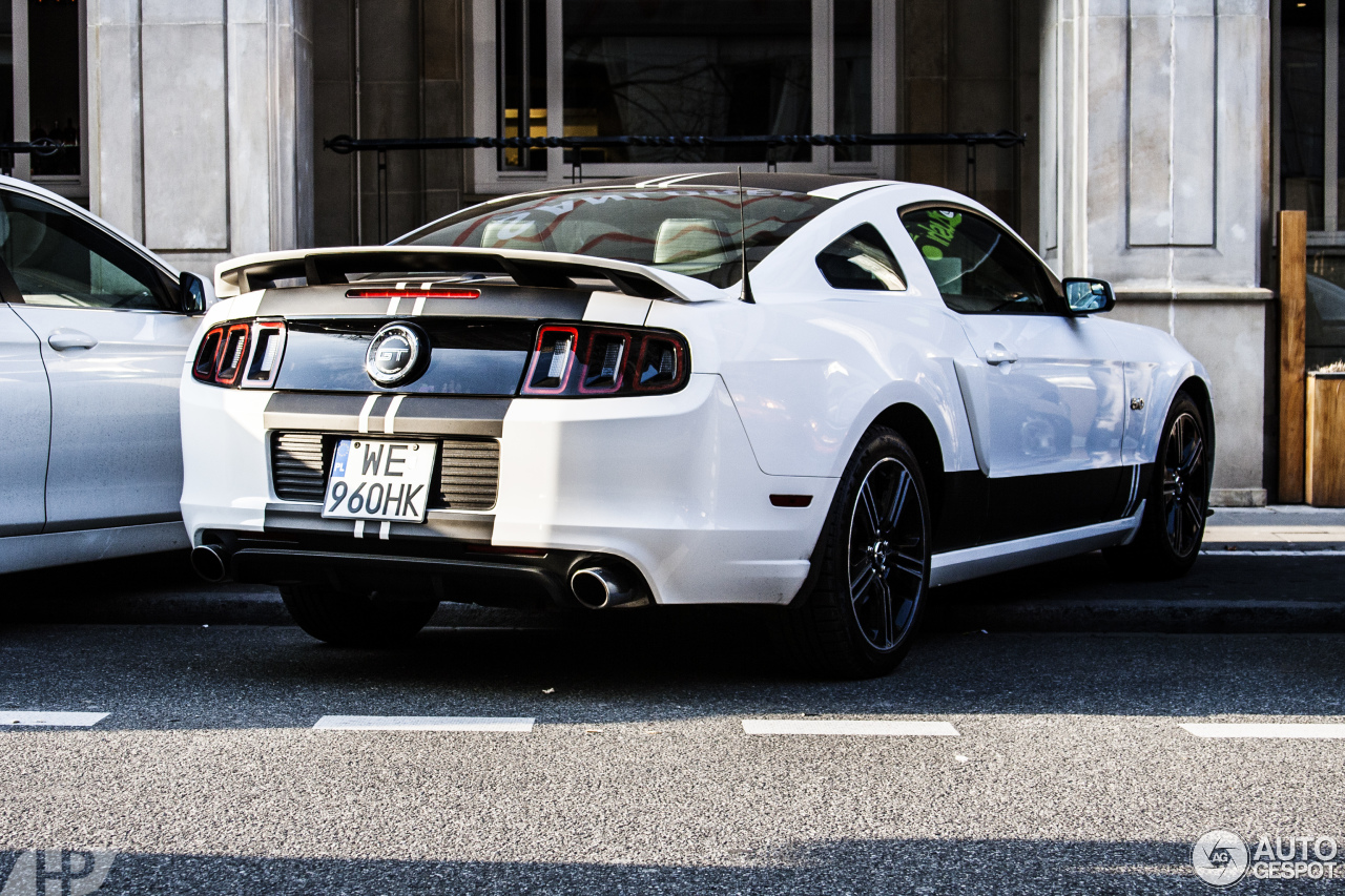 Ford Mustang Gt California Special 2013 7 April 2015