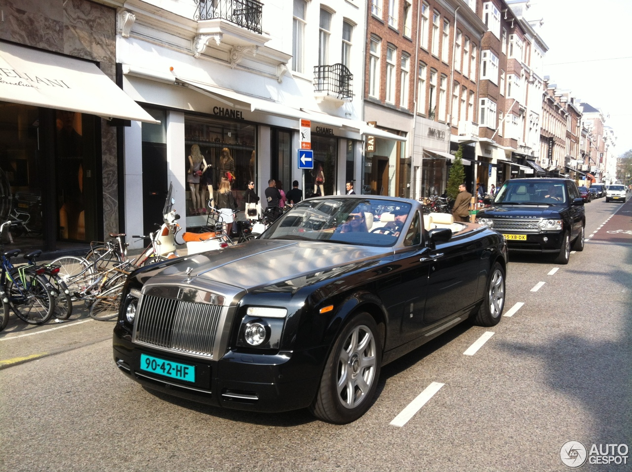 rolls royce phantom drophead coup 10 april 2015. Black Bedroom Furniture Sets. Home Design Ideas