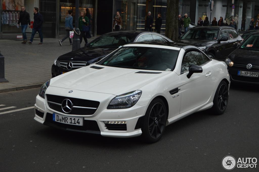 Mercedes benz slk 55 amg r172 carbonlook edition 11 for Mercedes benz slk 55 amg special edition