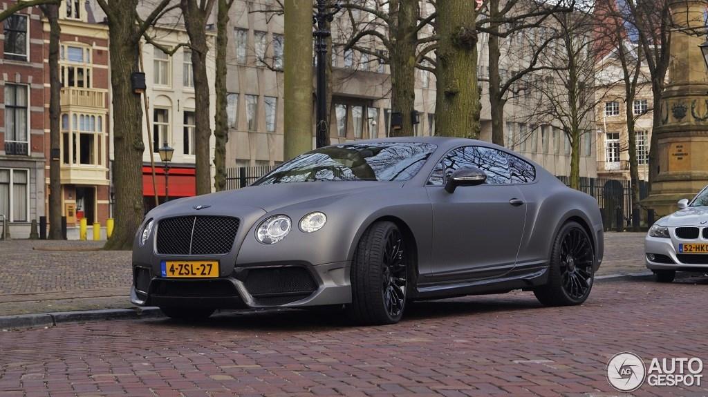 Bentley Continental Gt Speed 2012 Vorsteiner Br10 Rs 12