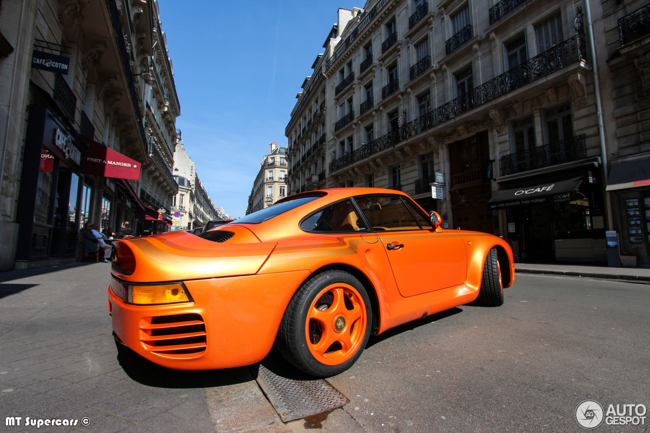 Porsche 959 12 April 2015 Autogespot