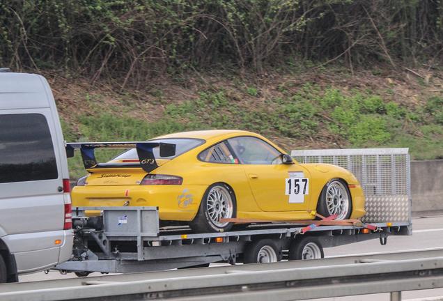 Porsche 996 GT3 CUP