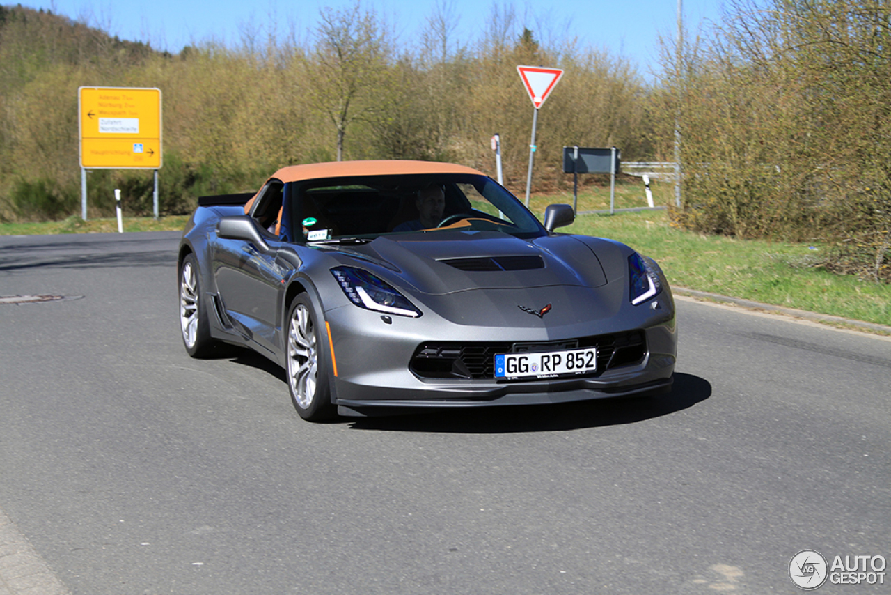 chevrolet corvette c7 z06 convertible 16 april 2015 autogespot. Black Bedroom Furniture Sets. Home Design Ideas