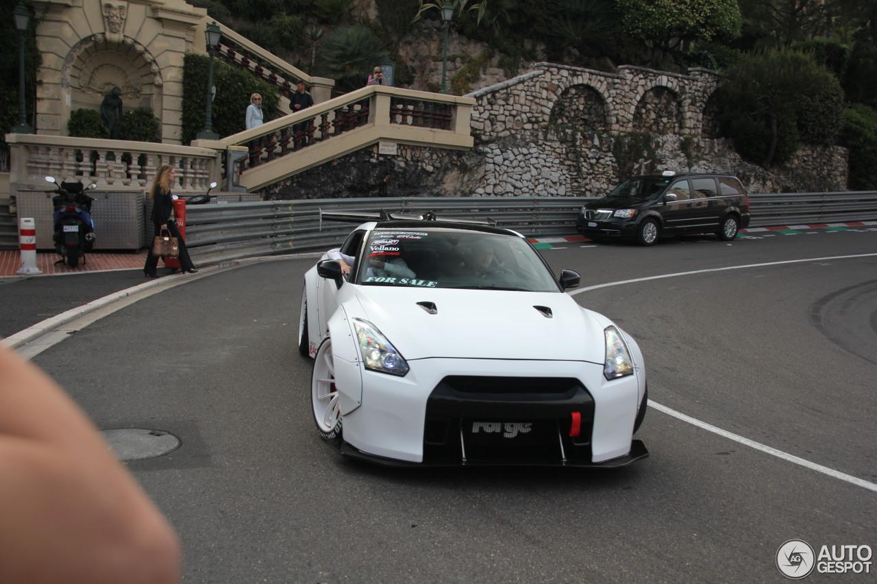 Nissan GT-R Liberty Walk Widebody - 16 April 2015 - Autogespot