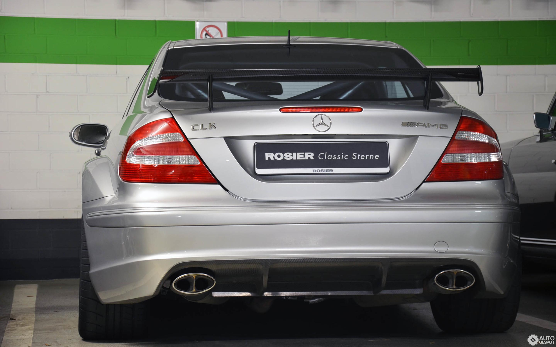 Mercedes-Benz CLK DTM AMG