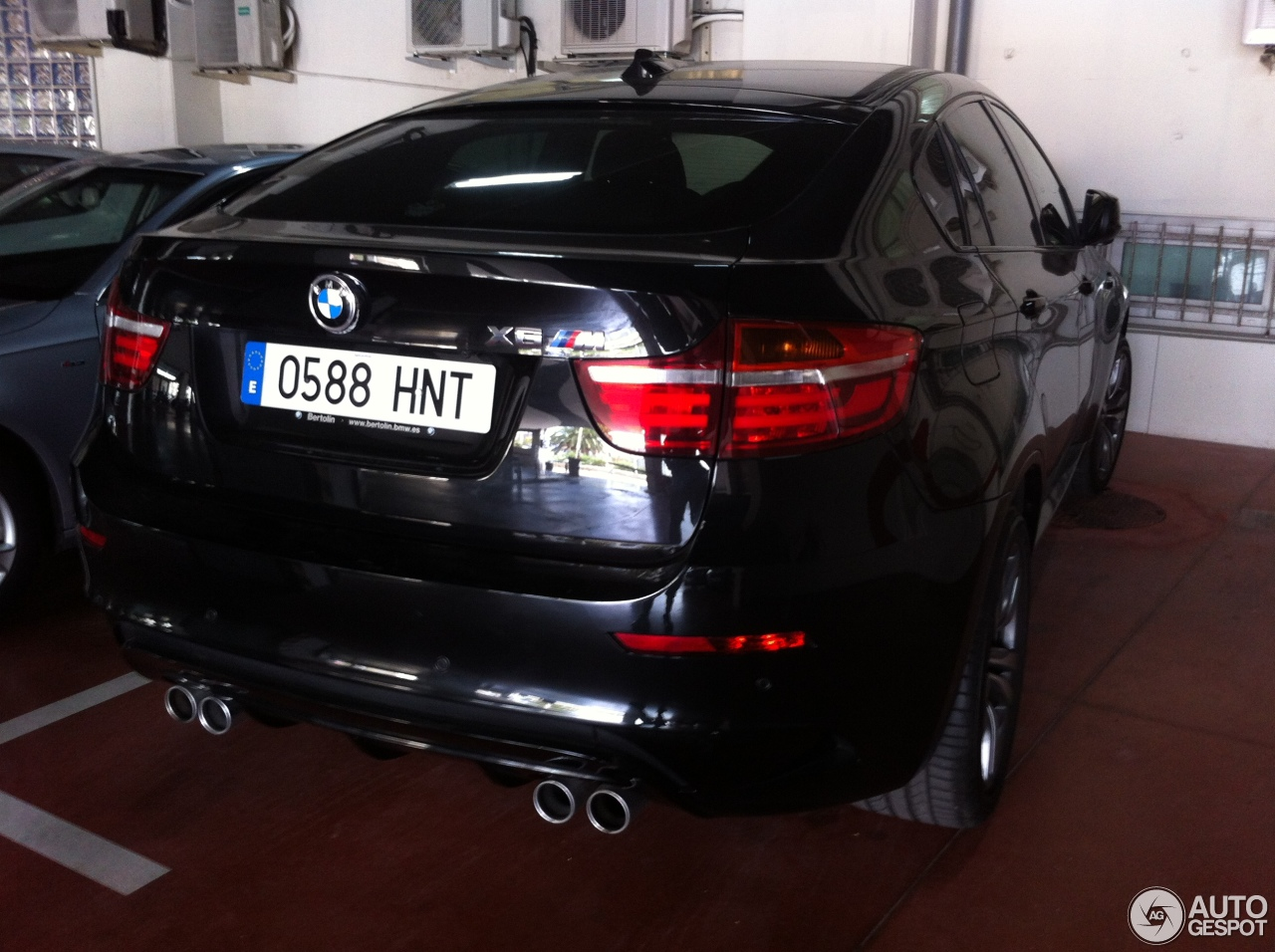 Bmw X6 M E71 2013 24 April 2015 Autogespot