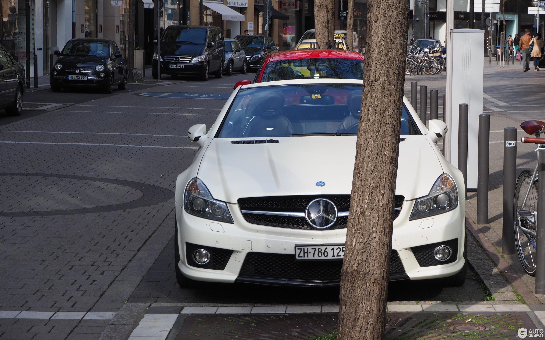 Mercedes Benz SL 63 AMG 25 April 2015 Autogespot