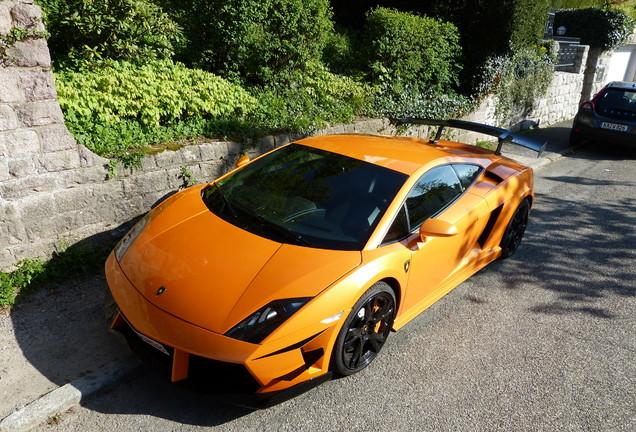 Lamborghini Gallardo LP560-4 Reiter Engineering