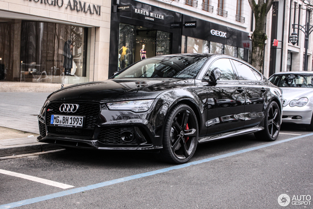 Audi Rs7 Sportback 2015 29 April 2015 Autogespot