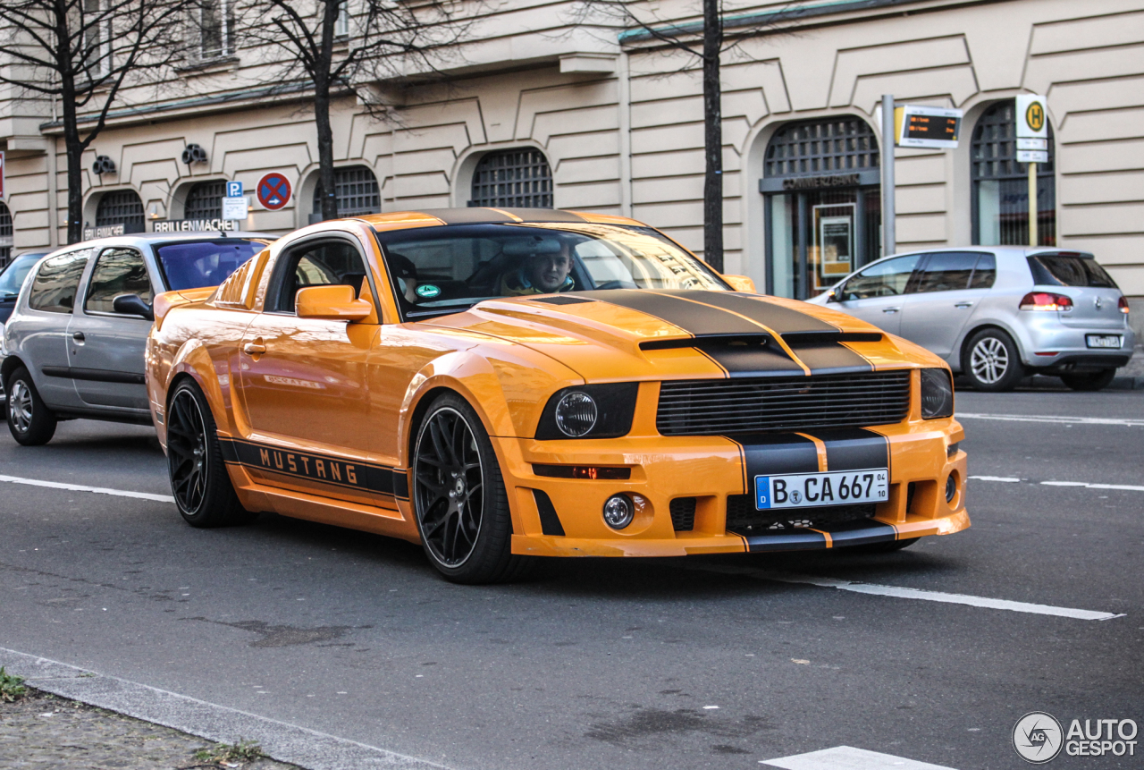 Roush Stage 3 >> Ford Mustang Roush Stage 3 - 2 May 2015 - Autogespot
