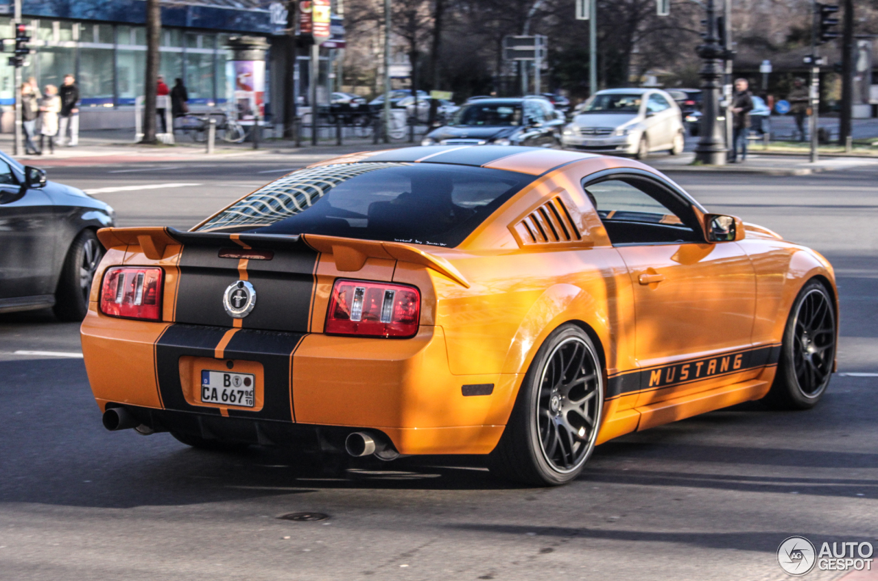 Ford Mustang Roush Stage 3 2 May 2015 Autogespot