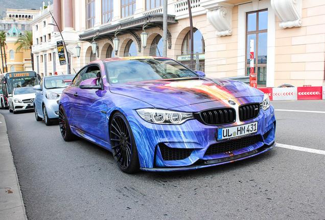 BMW Hamann M4 F82 Coupé Art Car