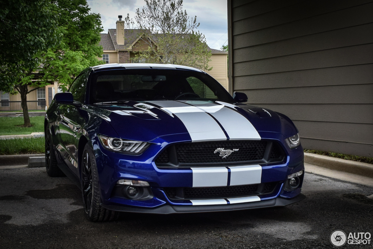 Ford Mustang Gt 2015 7 May 2015 Autogespot