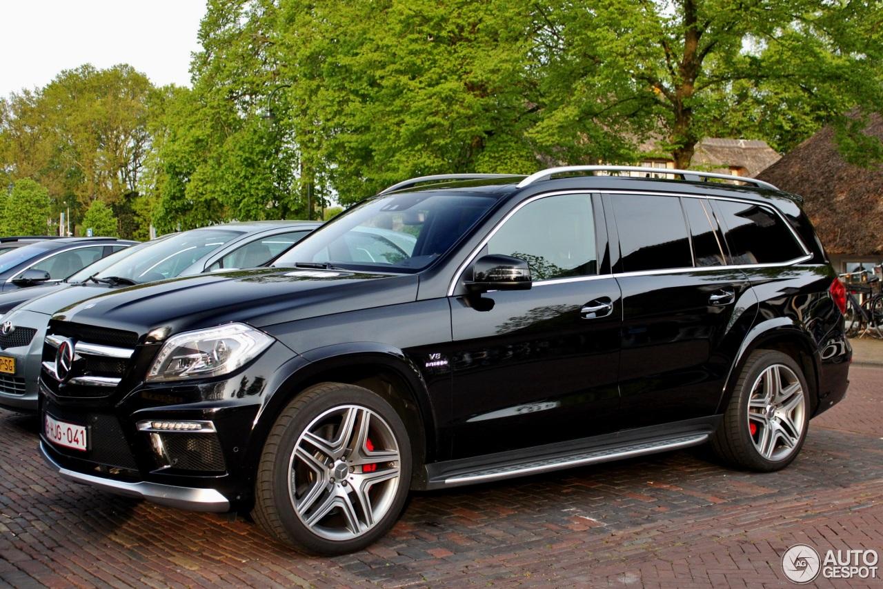 Mercedes benz gl 63 amg x166 8 may 2015 autogespot for Mercedes benz gl 2015