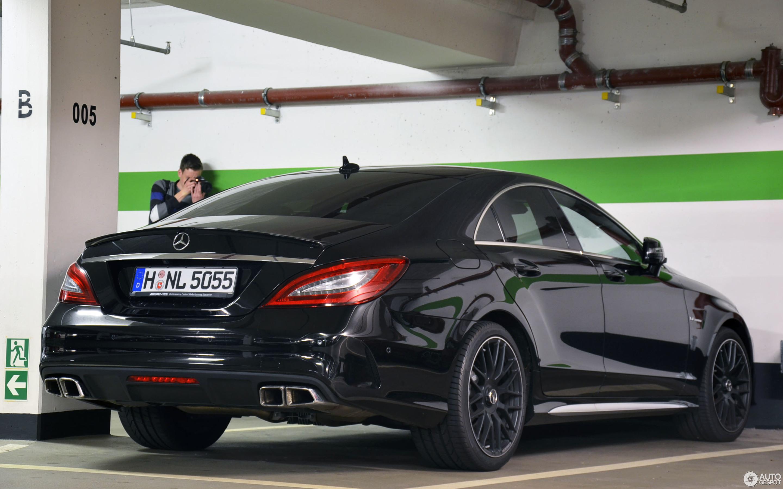 Mercedes Benz CLS 63 AMG S C218 2015 8 Mai 2015 Autogespot
