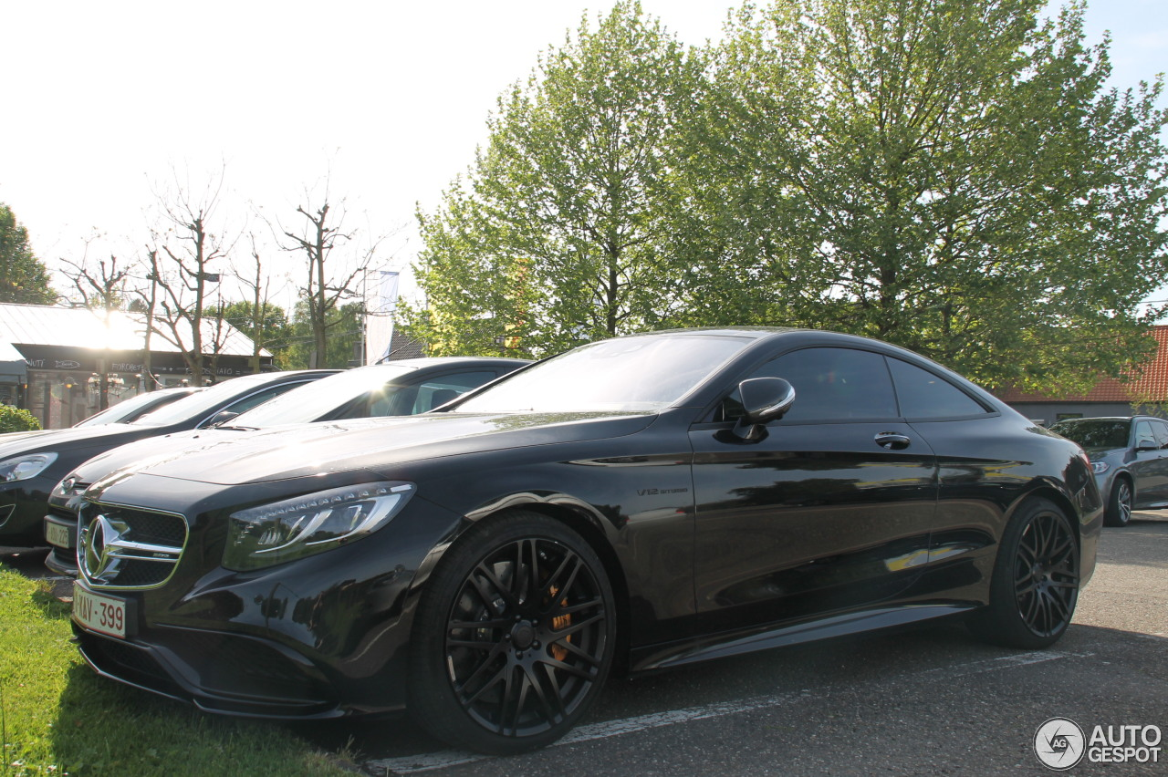 Mercedes Amg C  S Auto Coup Ef Bf Bd