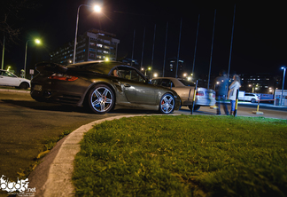 Porsche 997 Turbo Cabriolet Techart