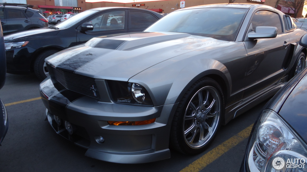 Mustang Gt 0 60 >> Ford Mustang Eleanor KS - 11 May 2015 - Autogespot