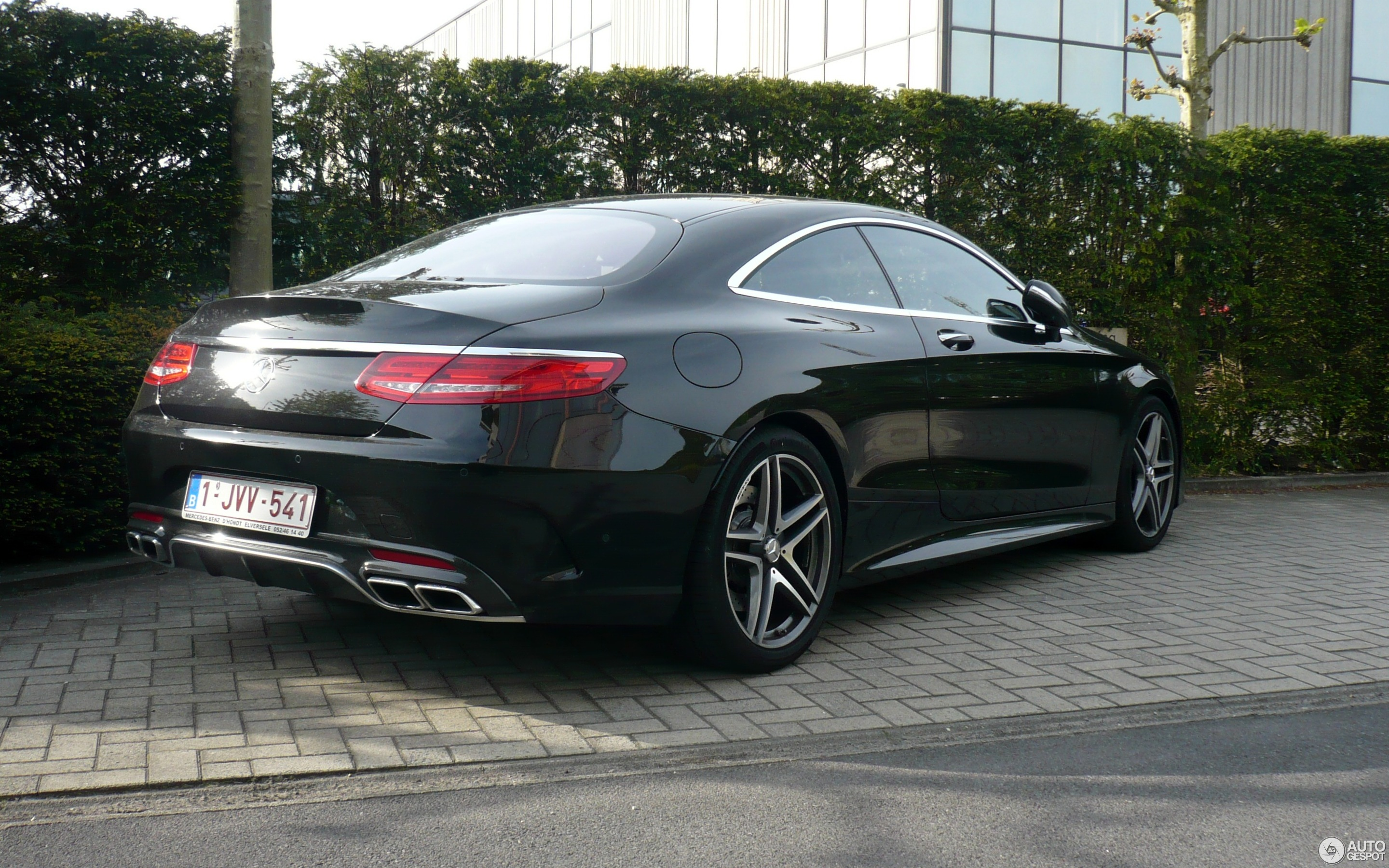 Mercedes Benz S 63 AMG Coupé C217 11 May 2015 Autogespot