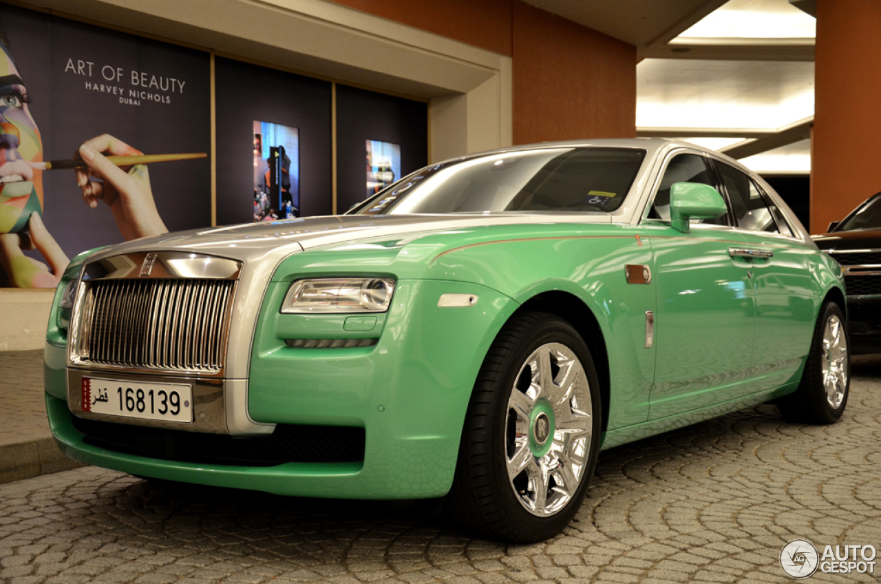 Rolls-Royce Ghost Prince Of Time