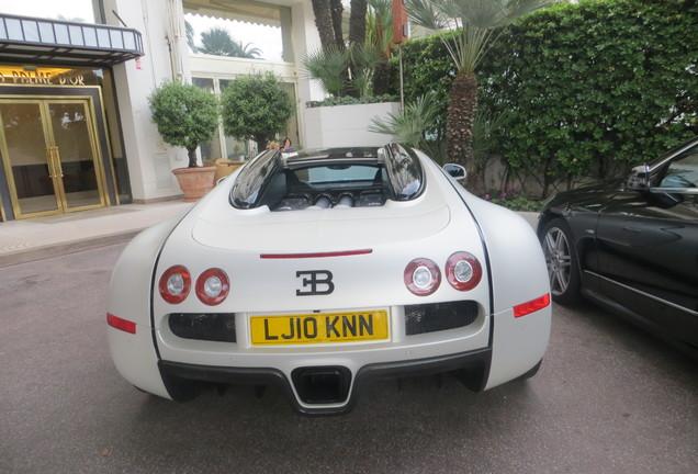 Bugatti Veyron 16.4 Grand Sport Sang Blanc