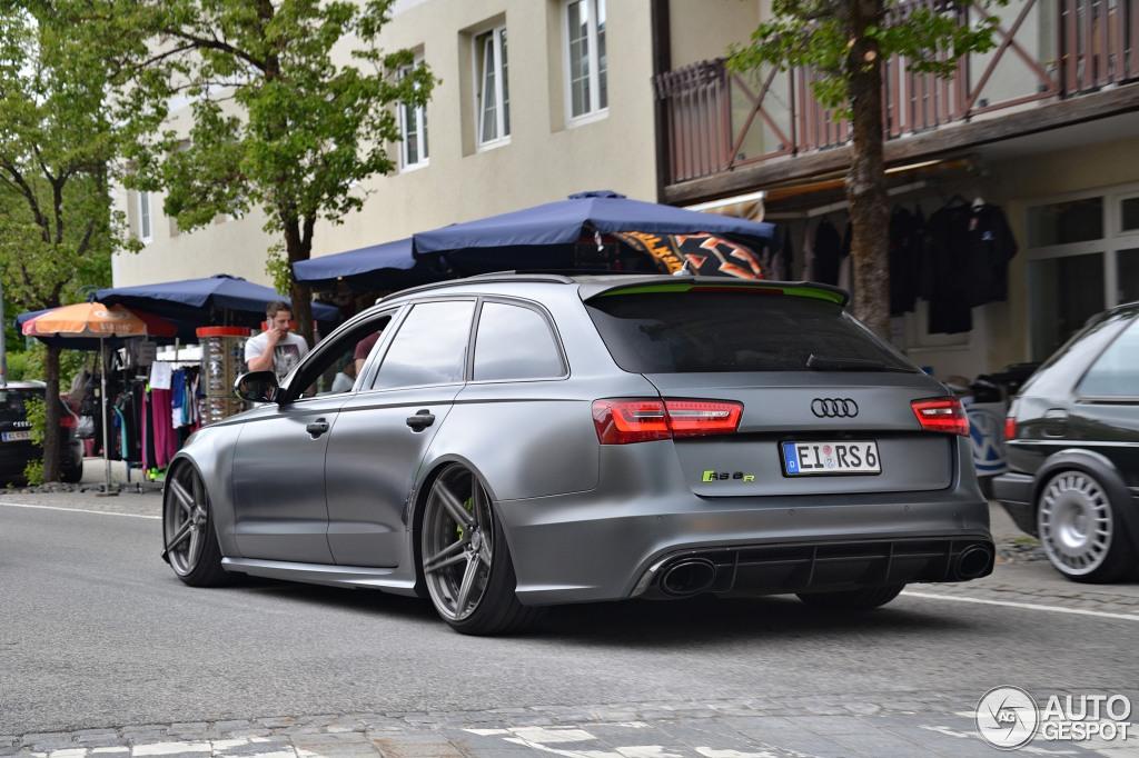 Audi Mtm Rs6 R Avant C7 14 Mai 2015 Autogespot