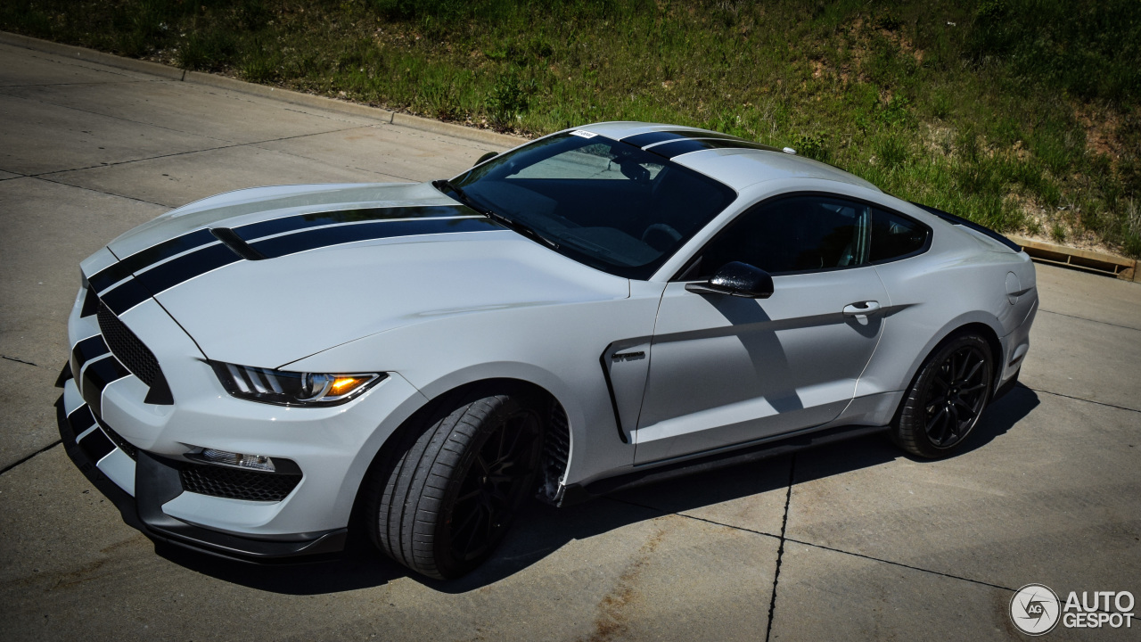 Ford Mustang Shelby Gt 350 2015 15 Mai 2015 Autogespot