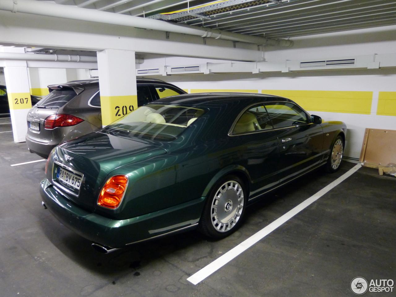 Bentley Brooklands 2008 16 May 2015 Autogespot