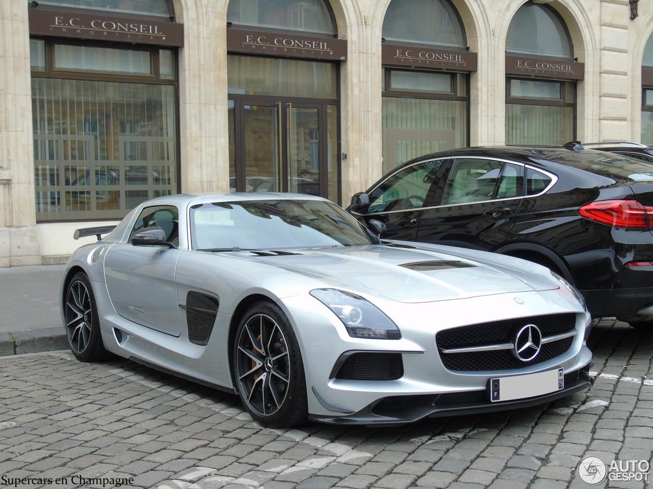 Mercedes benz sls amg black series 16 may 2015 autogespot for Mercedes benz sls amg black series