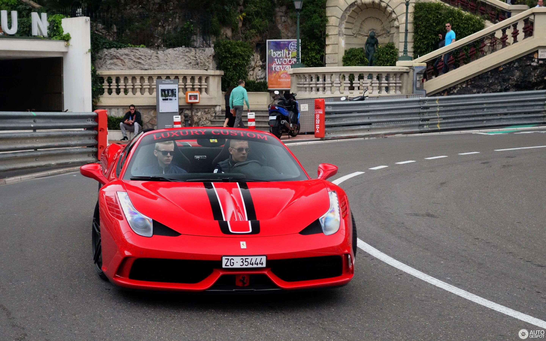 Ferrari 458 Speciale A 17 May 2015 Autogespot