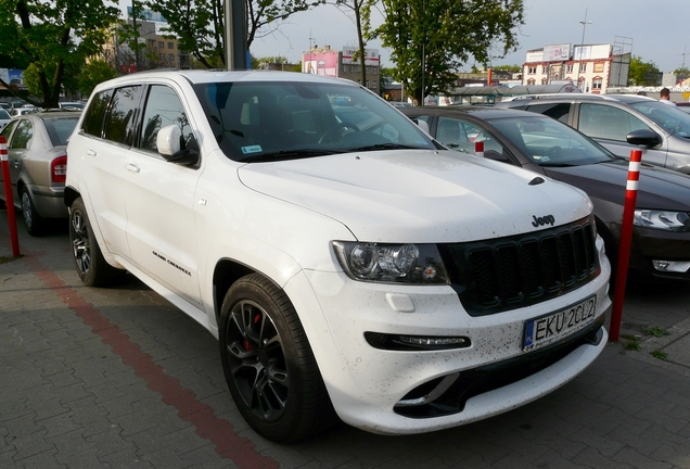 Jeep Grand Cherokee SRT-8 2012 Limited Edition