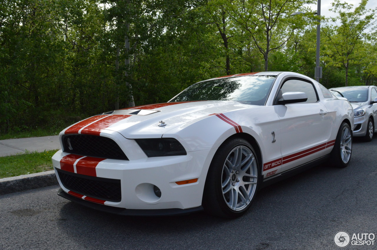 ford mustang shelby gt500 2011 expert tuning