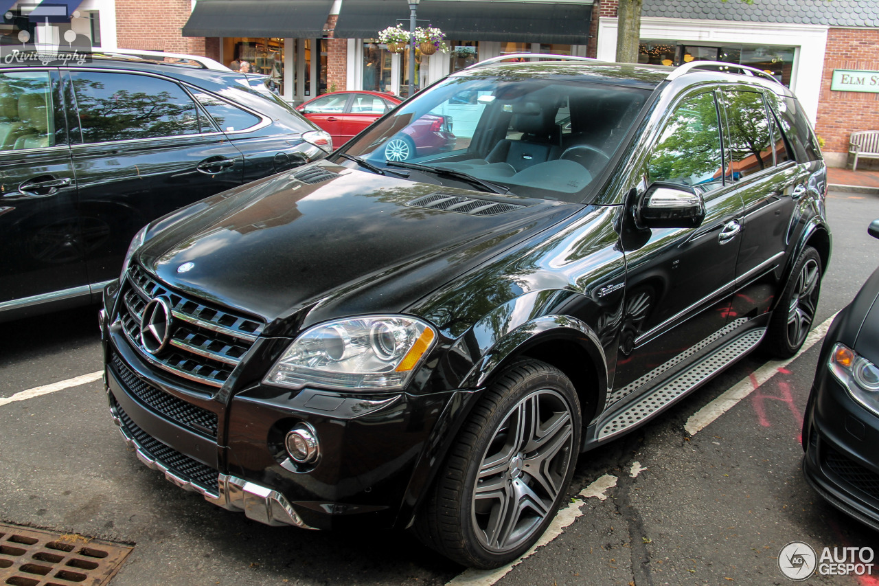 Mercedes benz ml 63 amg w164 2009 19 may 2015 autogespot for Mercedes benz w164