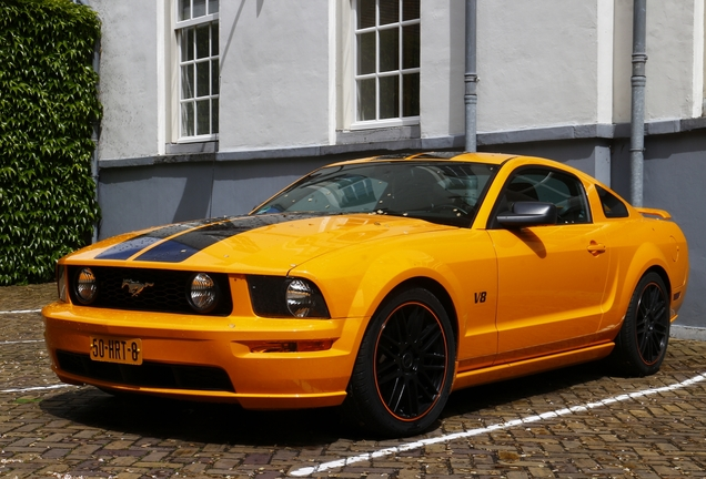 Ford Mustang GT 45th Anniversary Edition