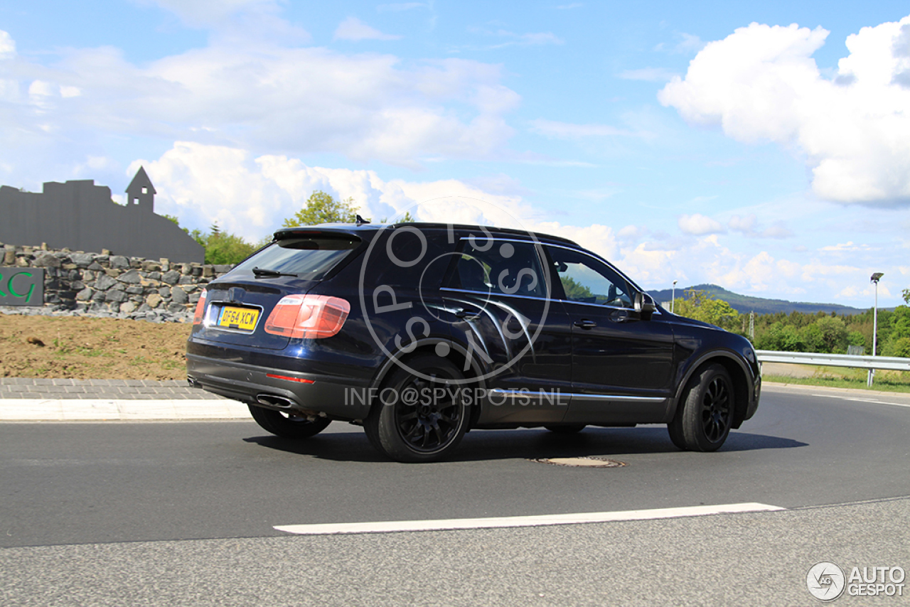 2016 Bentley Bentayga (SUV) 51