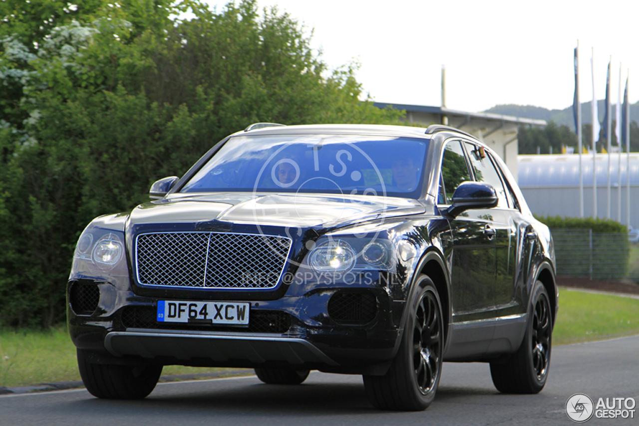 2016 Bentley Bentayga (SUV) 53