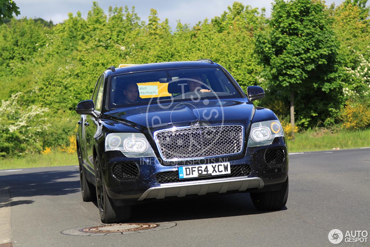 2016 Bentley Bentayga (SUV) 56