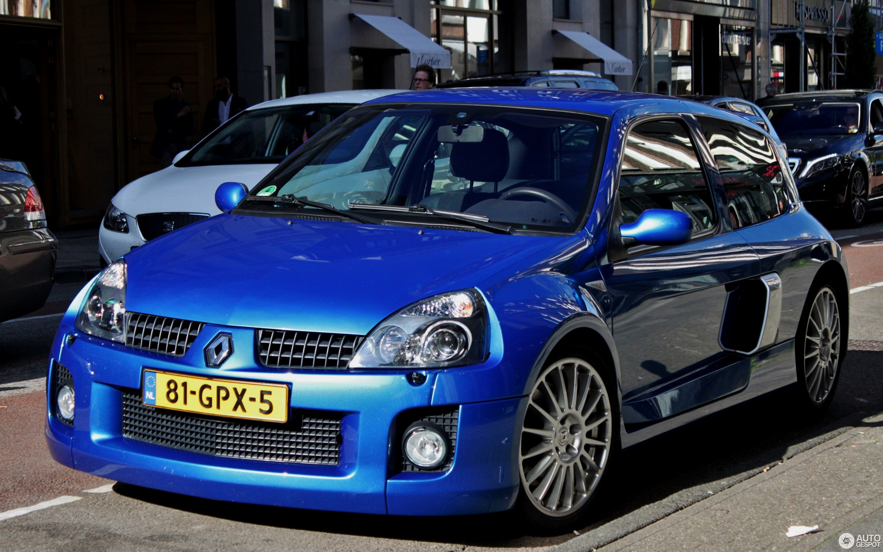 Renault Clio V6 Phase Ii 21 May 2015 Autogespot
