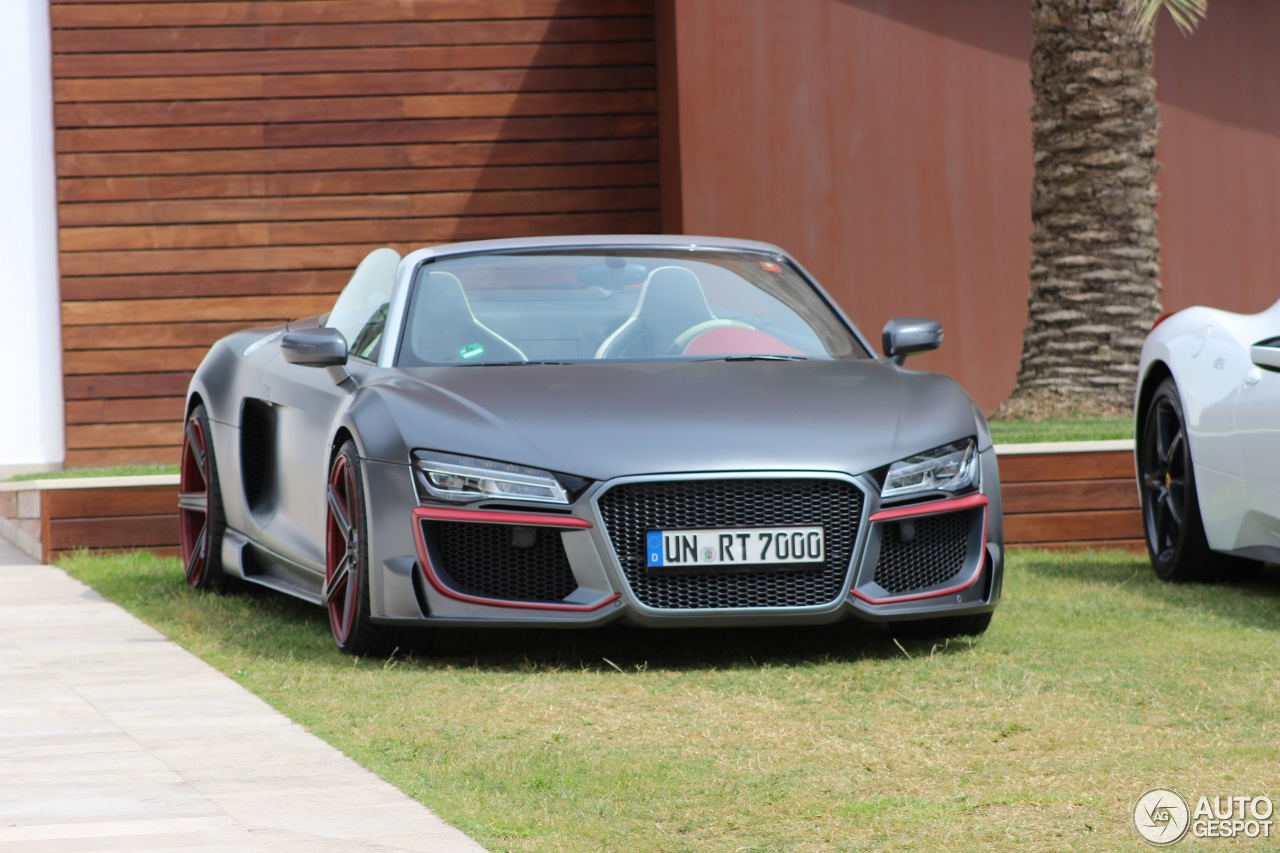audi r8 v10 spyder 2013 regula tuning 24 may 2015. Black Bedroom Furniture Sets. Home Design Ideas