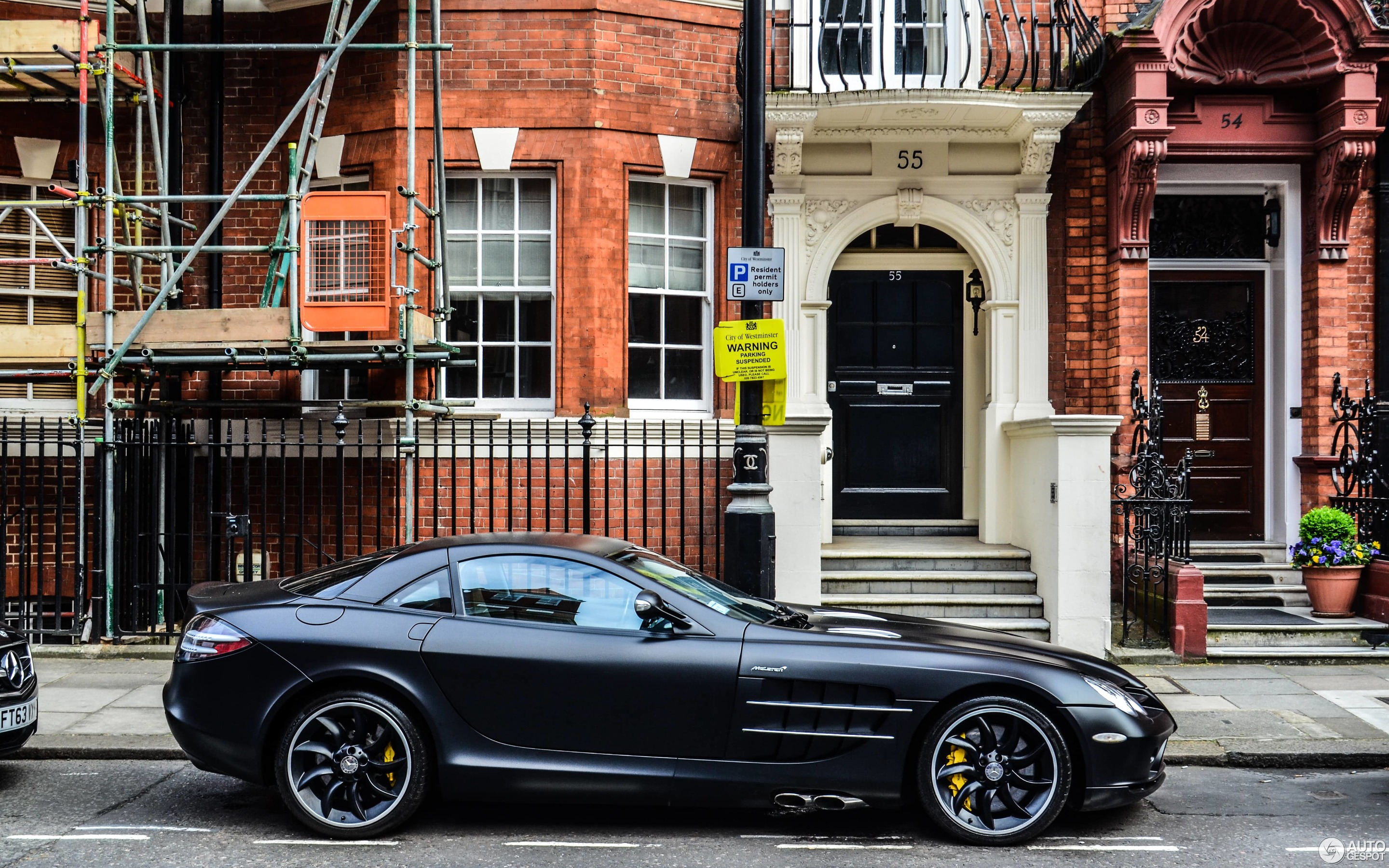 Mercedes Benz SLR McLaren 24 May 2015 Autogespot