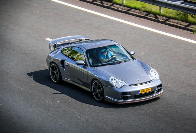 Porsche 996 GT2R 650 APP tuned