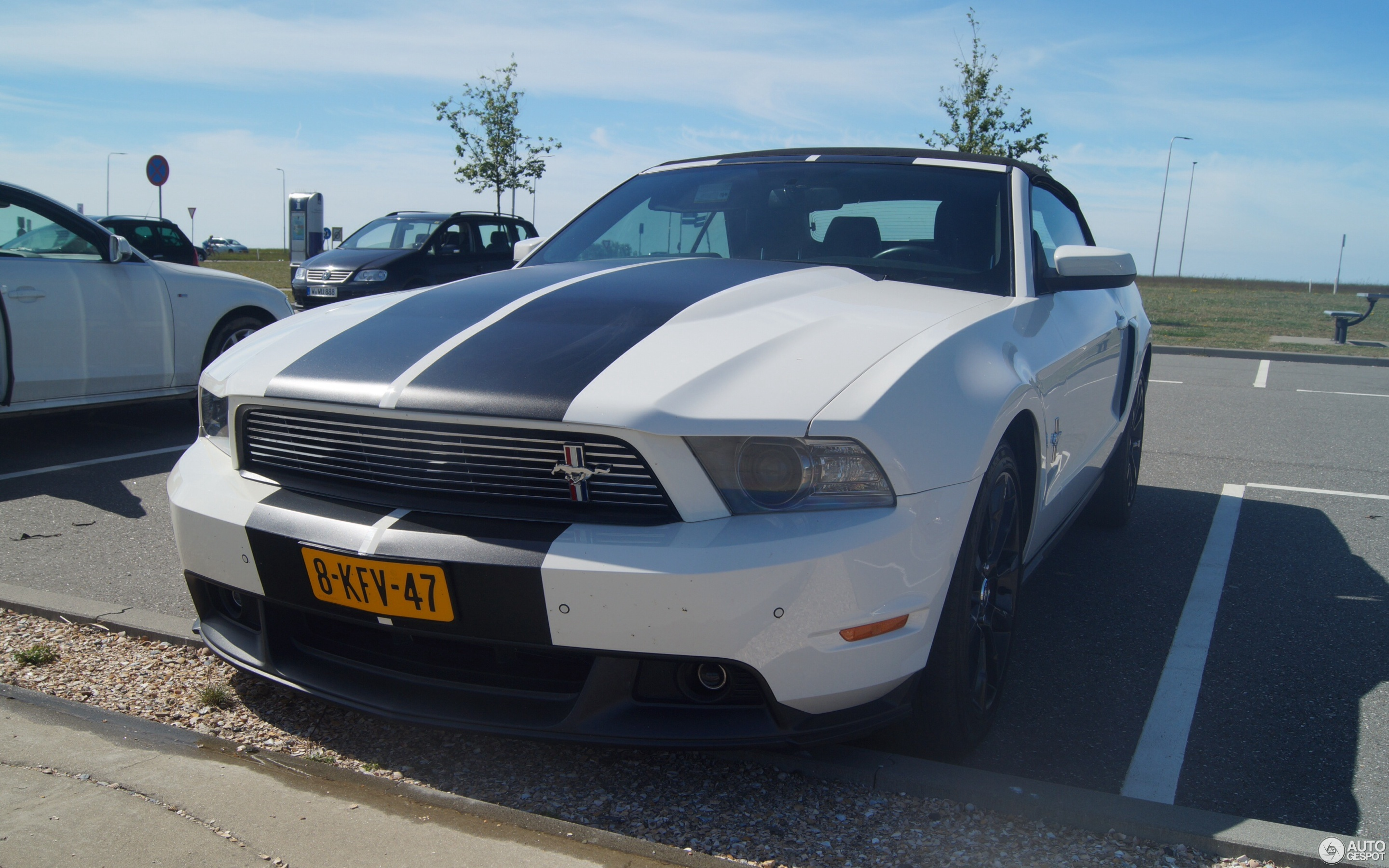Ford Mustang Gt California Special Convertible 2012 25 May 2015