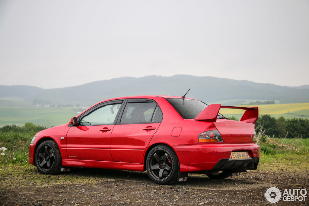 Mitsubishi Lancer Evolution IX FQ-340 - 26 May 2015 - Autogespot