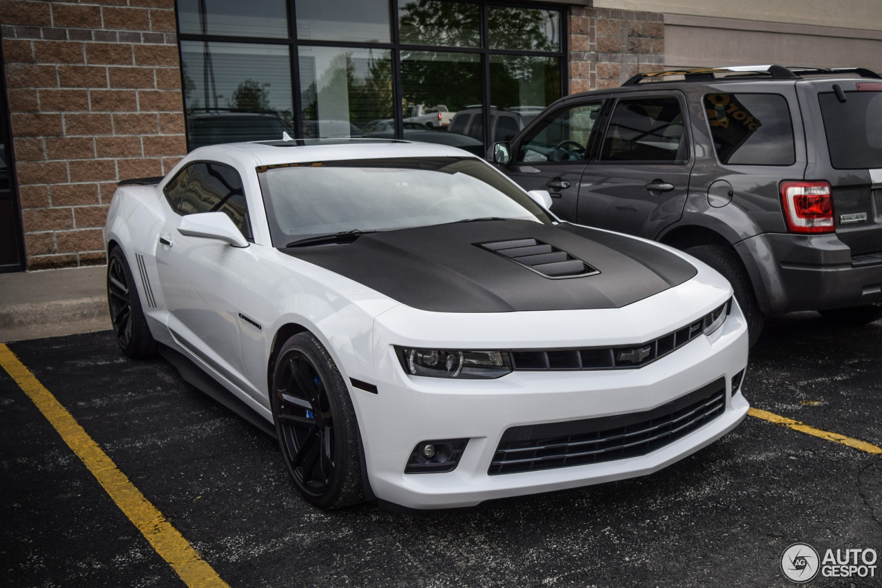 Chevrolet Camaro Ss 1le 2014 28 May 2015 Autogespot